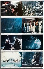 Alien, Lobby Cards Set 1979, 8 Card Set 11 X 14 Original Science Fiction movie