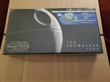 Star Wars - Skywalker Saga: w/Limited Edition Slipcase (4K HD & Blu-ray) No Code