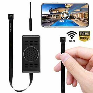 Pannovo Mini USB IP Camera Wireless WiFi Security Camcorder HD
