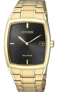AU1072-87E,CITIZEN Eco-Drive Watch,270 Day Power Reserve,St/Steel,WR,Date,Mens