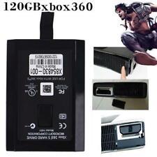 120GB Internal HDD Hard Drive Disk for Xbox 360 E Xbox 360 Slim Console Black