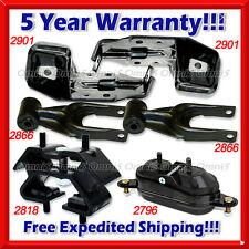 Mount Set 6PCS M778 1997-2005 For Buick Century 3.1L Engine Motor /& Trans