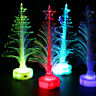 Color Changing LED Light Xmas Tree Lamp Home Party Decoration Nightlight Gift