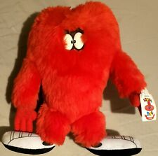 """Applause Looney Tunes 9"""" Gossamer Plush With Tag"""