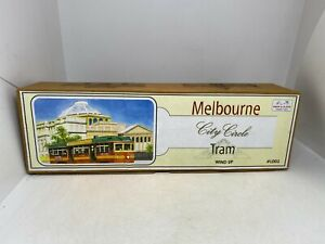 Welby Wind Up Tin Tram - Knox & Floyd Classic Toys #L003 Melbourne City Circle