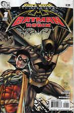 BRUCE WAYNE LONG ROAD HOME BATMAN AND ROBIN #1 & RED ROBIN #1 / DC COMICS 2010