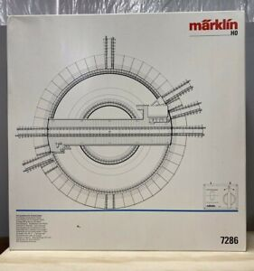 Marklin  7286  Turntable.  Brand New.  Never Used.