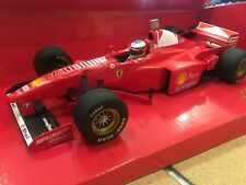 Boxed Minichamps 1:18 1997 Michael Schumacher Collection Ferrari F 310 B