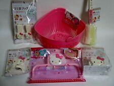 SANRIO Hello Kitty Cucina Tool Set di 6 dal Giappone