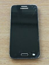 Samsung Galaxy A3 (2015) SM-A300FU - Blue - Faulty (Spares or Repairs)
