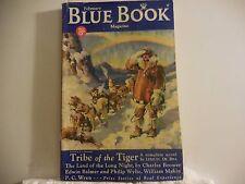 Blue Book Magazine - February 1934 - P. C. Wren - The fight for Amanda