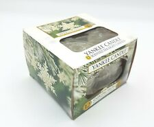 Yankee Candle 12 Scented Tea Light Candles - Sparkling Snow. NEW