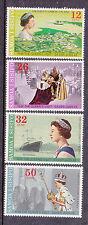1977 Samoa Silver Jubilee Queen Elizabeth II - MUH Complete Set