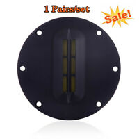 "2PCS 4"" inch 8Ω 15W Ribbon Tweeter Audio Stereo Speaker Fever-Level Treble 8ohm"