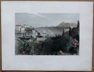 1837 Bartlett print ANTALYA, TURKEY (#3)