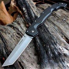 Couteau Cold Steel Voyager XL Tanto Lame Acier AUS-10 Manche Griv-Ex CS29AXT