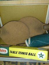 New listing Vintage table tennis set