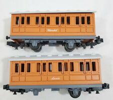 Thomas The Tank Engine model railroad Annie And Clarabel Lionel Train Car Lot
