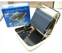 1 X New Automatic Cigarette tabacco Roller maker machine  smoking 70mm ZIG ZAG
