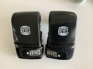 Cletro Reyes Boxing Bag Gloves Black Large
