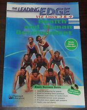 Book. The Leading Edge Health & Human Development. VCE Units 3 & 4