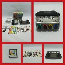 Band Hero Bundle (Nintendo DS) guitar drones manual game stickers