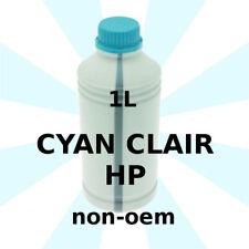 Encre HP Cyan clair Bidon 1L non-oem★★★