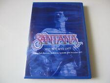 Santana Melbourne Australia 1977 DVD