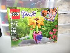 LEGO FRIENDS FRIENDSHIP FLOWER HARD TO FIND  # 30204 NEW IN  POLYBAG!!