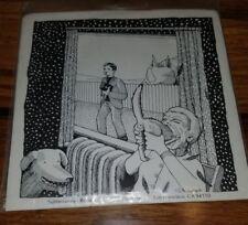 Flipper: 7 inch green vinyl record, VERY RARE, Subterranean