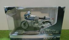 MOTO BIKE DUCATI 900 SS SOLIDO COLLECTOR 1/18 SILVER SILBER SUPER SPORT