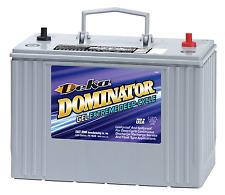 DEKA GENUINE NEW 8G31 GEL MARINE DOMINATOR 640AMP CRANKING POWER BATTERY