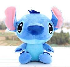 New Giant Size Disney Blue Lilo stitch stuffed animal Toy doll 20CM