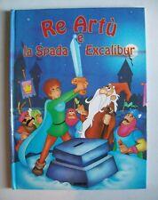 Cartonato RE ARTU' E LA SPADA EXCALIBUR Edibimbi 1995