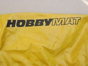 Genuine Hobbymat MD65 - Canvas lathe cover / dust protector
