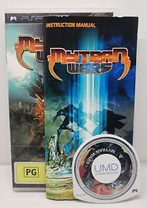 SONY Psp Game, MYTRAN WARS, Playstation Portable, Free Tracked Postage