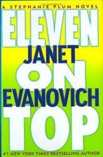 Eleven on Top by Janet Evanovich V-GOOD HC/DJ COMBINE&SAVE