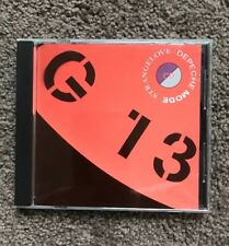 Depeche Mode Strangelove 5-track German CD
