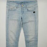 G-Star Midge Cody Skinny WMN 60537 W34 L32 blau Damen Designer Denim Jeans Hose