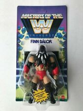 Finn Balor - Masters of the WWE Universe Action Figure - Sealed, Unpunched Card