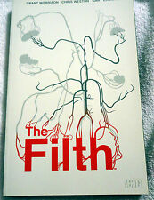 2004 The Filth by Morrison, Weston & Erskine Illustrated Softcover Book