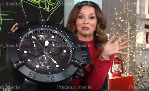 """➤➤NEW INVICTA SUBAQUA NOMA III Quartz 19"""" Inch Wall Real Hanging Black Clock"""
