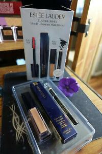 Estee Lauder custom lashes 3 looks 1 mascara multi effects new in box