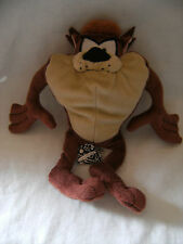 LOONEY TUNES BOOTS TAZ PLUSH 10 INCHES SOFT TOY