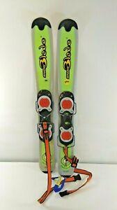 Salomon Propeller Snow Blades 83cm With Bindings & Carry Case