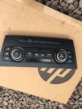 BMW 1 3 SERIES E81 E87 E90 E91 E92 CLIMATE CONTROL HEATER AC PANEL 9250394