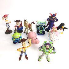 Choco Party Disney Mini Figure Toy Story 11pcs Set Woody Buzz【Used】