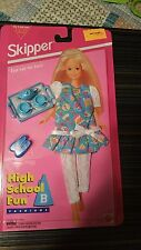 Skipper high school fun fashions OUTFIT #12618 w/ tea set 1994 New in package