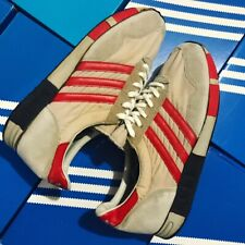 aead96754 adidas micropacer nls size 10.5 uk vintage 80s runner not zx 600 boston  torsion