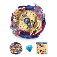Newly Gold Beyblade Burst B-97 Nightmare Longinus.Ds Gold Starter Toy Kid's Gift